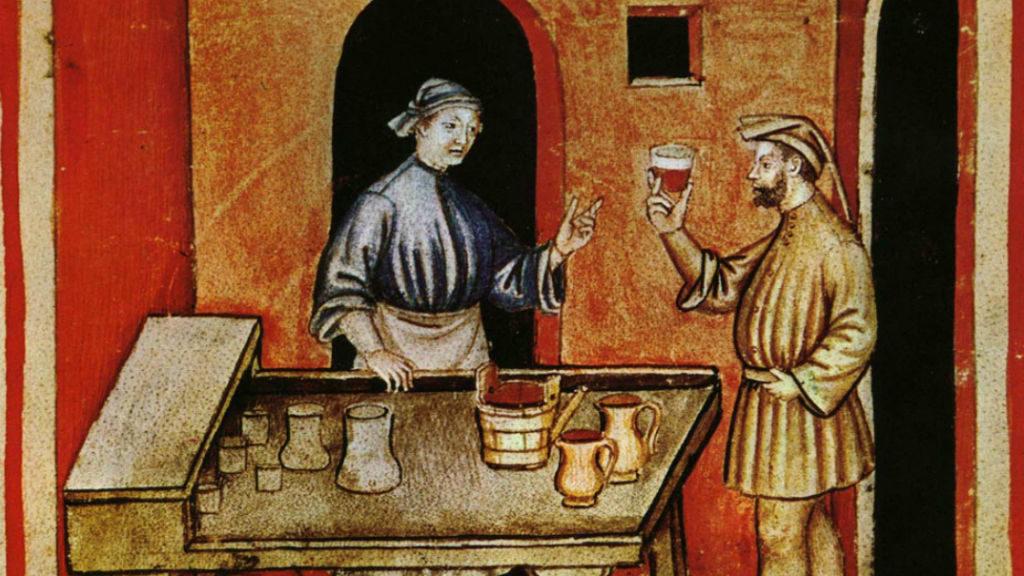 curiosità vino storia
