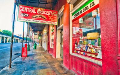 New Orleans e la storia di un panino