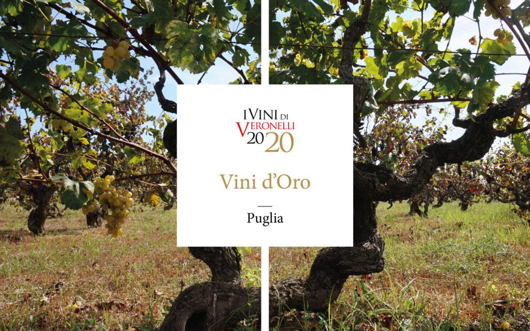 Vini d'Oro. Puglia