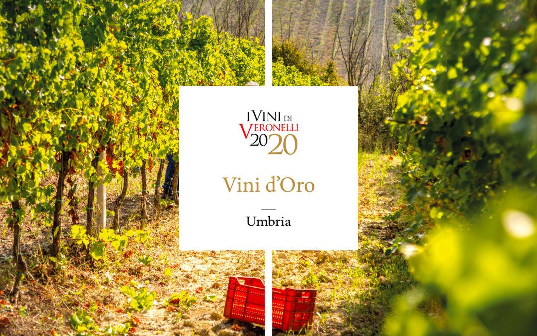 Vini d'Oro. Umbria