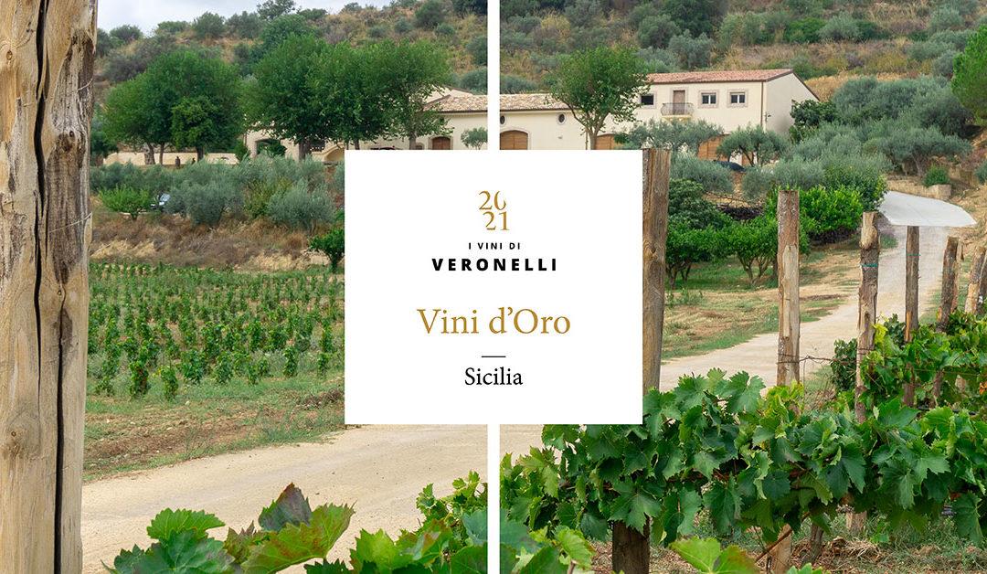 SICILIA. Vini d'Oro / 1