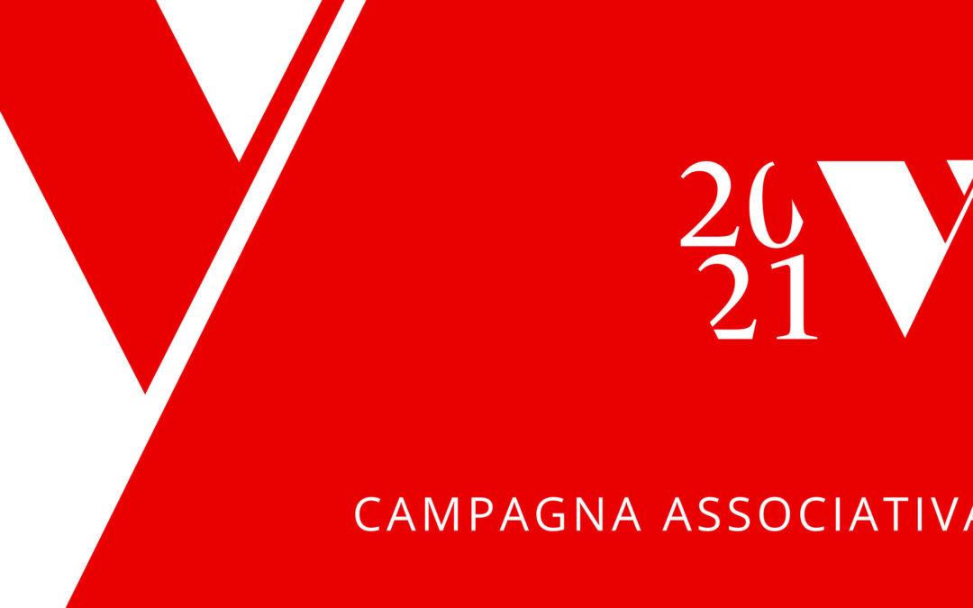 AL VIA LA CAMPAGNA ASSOCIATIVA 2021!