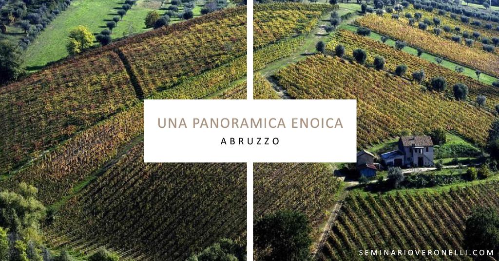 Abruzzo. Una panoramica enoica