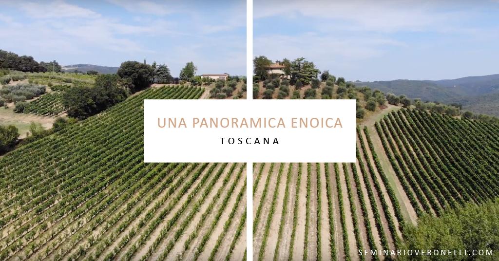 Toscana. Una panoramica enoica
